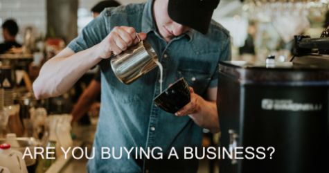 Solicitors for buying a business