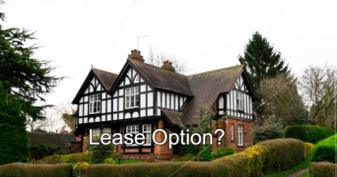 Lease Option Solicitors